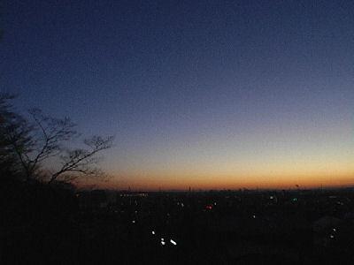'08/02/23の朝焼