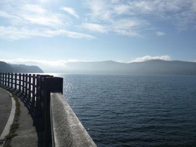 綺麗な山中湖
