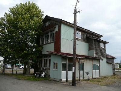 頸城鉄道の旧本社