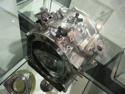 直噴インジェクタのついた16X