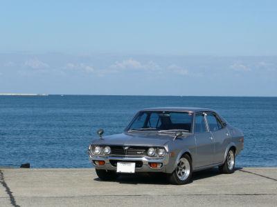 ルーチェと青い日本海