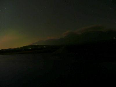夜の八ヶ岳山麓