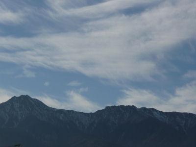 野辺山から見る八ヶ岳