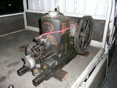クボタ石油発動機 AHC