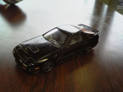 マツダサバンナRX-7のミニカー