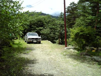 ルーチェと南アルプス山麓