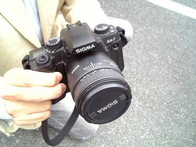 シグマのSA-7