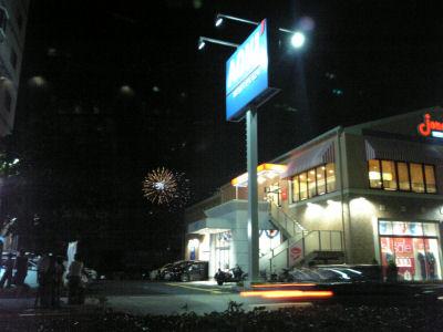 第3回せいせき多摩川花火大会