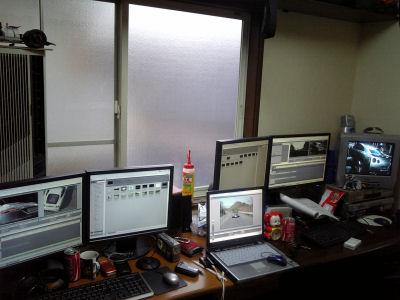 編集室、その2