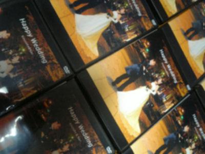 DVD Happy Wedding