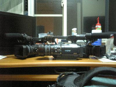 三台のソニー V1J
