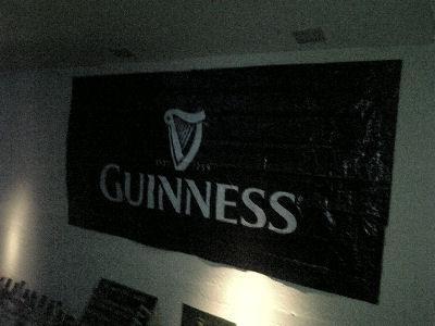 ギネスの旗