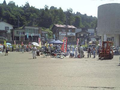 安塚石油発動機運転会