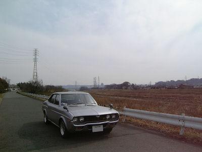マツダルーチェと浅川