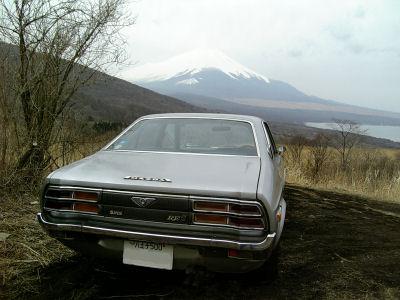 富士山とルーチェ