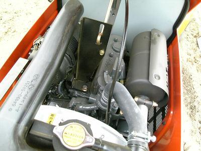 1123cc・20psエンジン