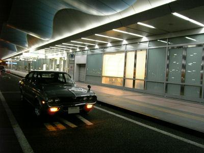 ルーチェと空港