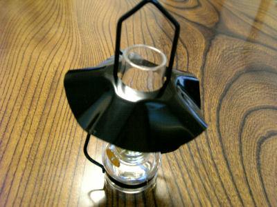 小さなランプ
