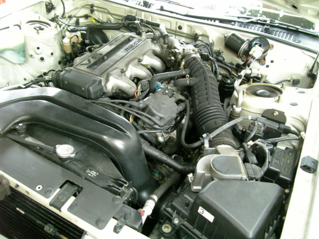 マツダV6-JEエンジン