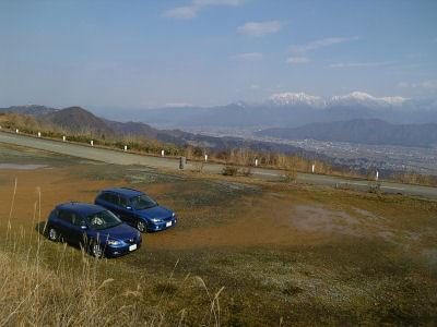 ファミリアとアクセラと越後山脈