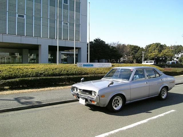 ルーチェと横浜研究所