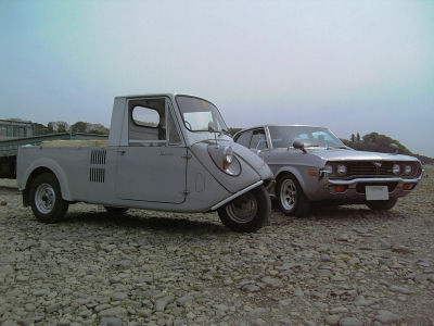 K360とロータリールーチェ