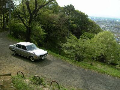 ルーチェと丘