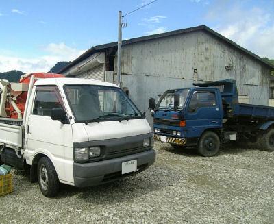 マツダのトラック