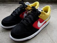 Schwarz, Rot und Gelb.