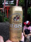ガマンしきれず、Beerなぞ、、