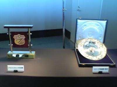 ナビスコ杯3位&2005Jリーグ準優勝