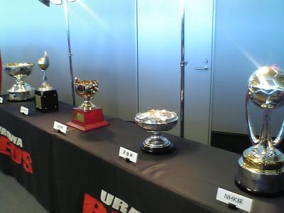 共同通信杯&ドイツ杯&天皇杯&NHK杯