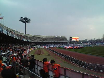 J第7節大宮vs横浜①