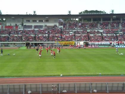 2006.10.15 第27節福岡戦①