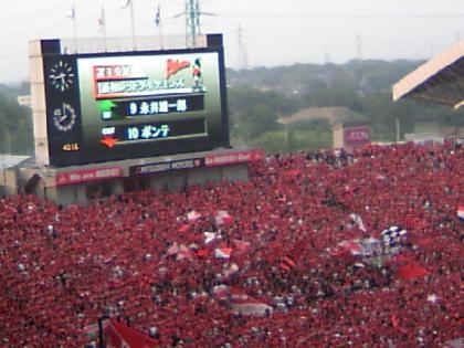 2007.5.13 第11節G大阪戦⑧