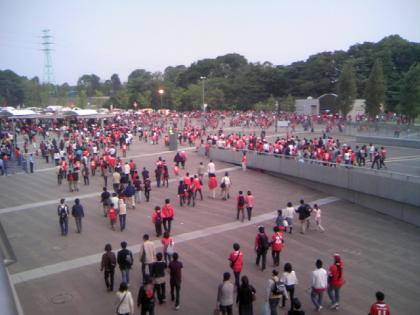2007.5.13 第11節G大阪戦⑪