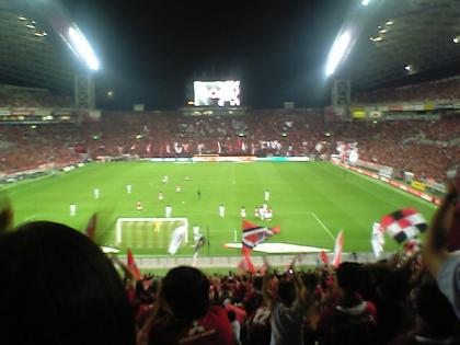 2007.8.25Jリーグ第22節FC東京戦②