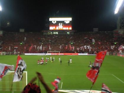 2007.8.25Jリーグ第22節FC東京戦③