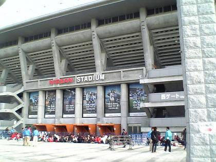 2007.12.1Jリーグ第34節横浜FC戦