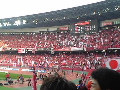 2007.12.1Jリーグ第34節横浜FC戦①