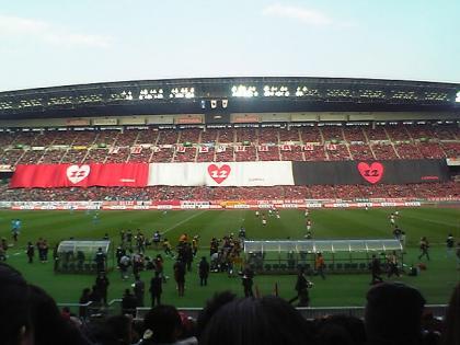 2007.12.1Jリーグ第34節横浜FC戦②