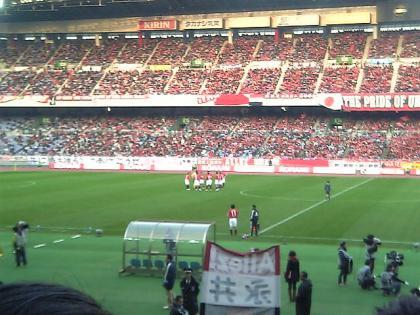 2007.12.1Jリーグ第34節横浜FC戦③