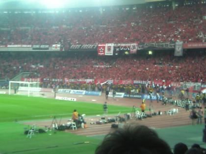 2007.12.1Jリーグ第34節横浜FC戦⑥