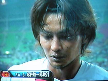 2006.8.26 C大阪戦ヒーローインタビュー