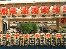 上高野神社 夏祭り