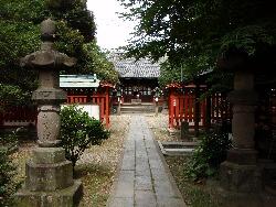 幸手市「幸宮神社」1