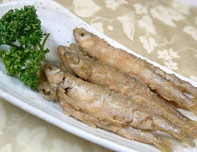 五香燻公魚