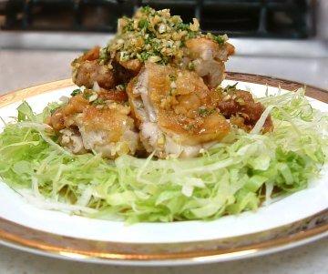 油 淋鶏 たれ レシピ