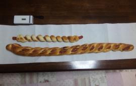 DVC00009 石釜パン ロングパン