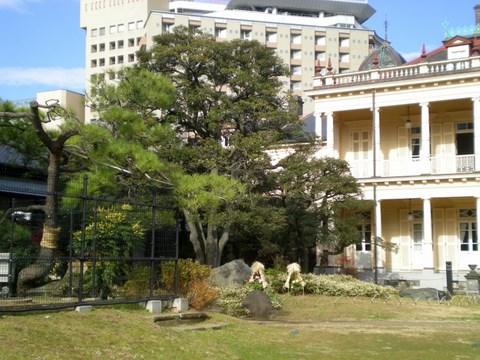 旧岩崎邸庭園 033